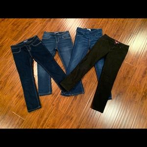 Girls Jeans Size 6/7